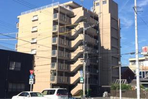 桑名市のマンション 塗り替え工事