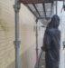 鈴鹿市にて住宅外壁洗浄いたしました‼