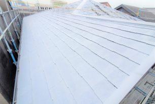 四日市市 屋根塗装
