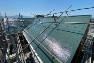 四日市市 住宅 屋根塗装