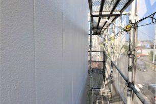 アパート 外壁塗り替え
